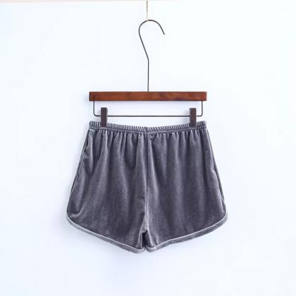 Workout Shorts Women Summer Loose C..