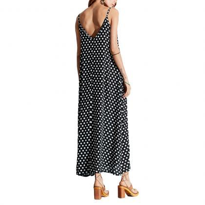 Women Summer Beach Maxi Dress Plus..