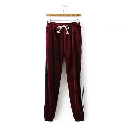 Sweatpants Women Sport Pants Jogger..