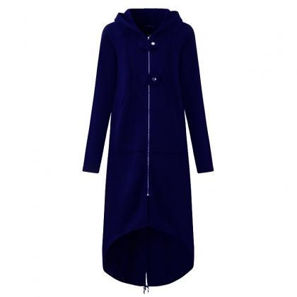 Women Sweatshirt Coat Autumn Winter..