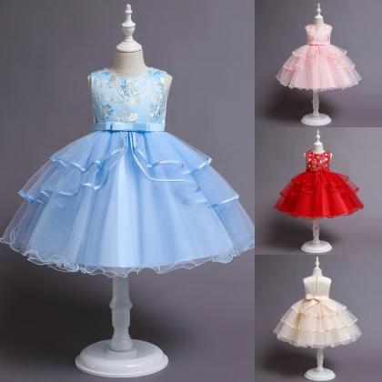 Children's dress, princess dress, ..