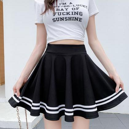 High Waist 2021 Women Summer Skirt..