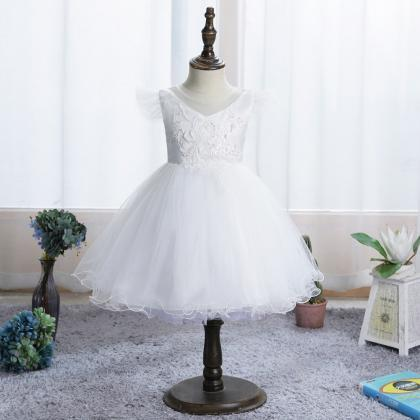 Infant Baby Girls Flower Dresses Ch..