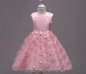 Flower Girl Dress Bo..