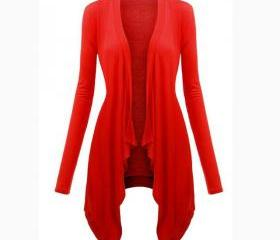 Women Cardigan Sprin..