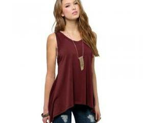 Burgundy Basic Sleev..