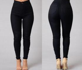 Women Pencil Pants C..