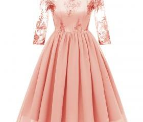 11fb4325a2 Pink Christmas Prom Dresses Ball Gown Flower Beautiful Tumblr Tulle ...