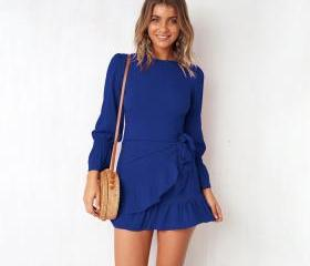 Women Casual Dress A..