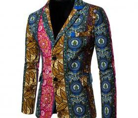 Men Blazer Coat Spr..