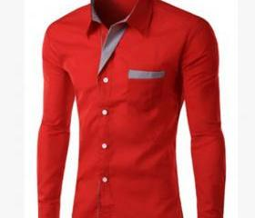Men Shirt Spring Aut..