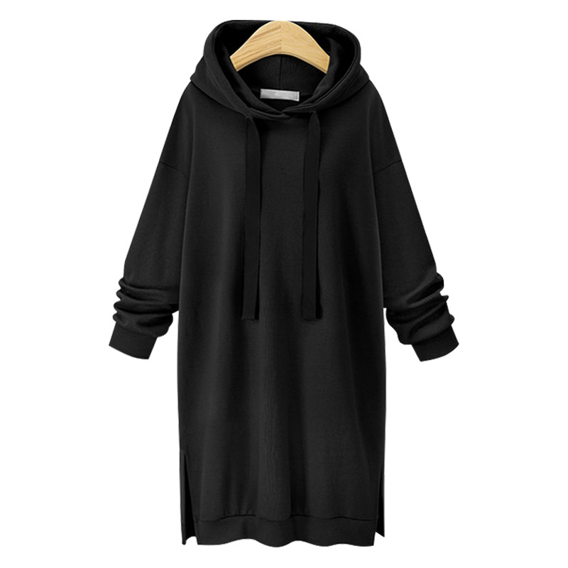 Long Sleeve Shift Dress,Fashion Sweatshirt Dress Womens Color Block Casual Long Sleeve Loose Pullover
